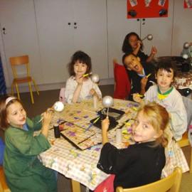 Périscolaire midi / soir Enfants