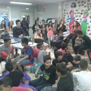 Accueil Jeune extra-scolaire Lutterbach | Pfastatt