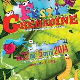 Festi'Grenadine 2014 – du 22 au 25 avril