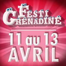 Festi'Grenadine 2017 |  11 au 13 avril