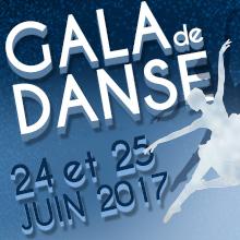 Gala de danse | 24 et 25 JUIN 2017