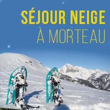 Séjour Neige à Morteau | 26 février au 2 mars