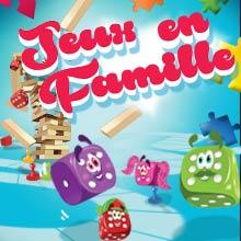 Jeux en famille | Mercredi 7 février 15h-18h30