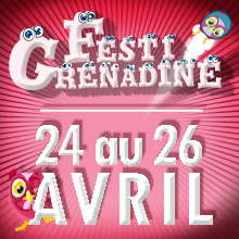 Festi'Grenadine #9 | 24 au 26 avril 2018