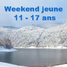 weekend jeune | 21 – 23 décembre 2018