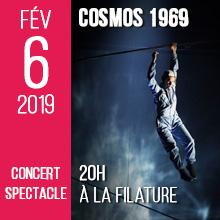 Cosmos 1969 | Mercredi 6 février 2019