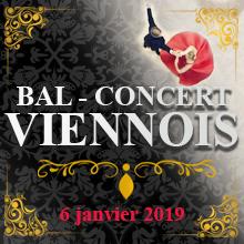 Bal – Concert Viennois | Dimanche 6 janvier 2019