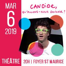 Candide, qu'allons-nous devenir ? | Mercredi 6 mars 2019