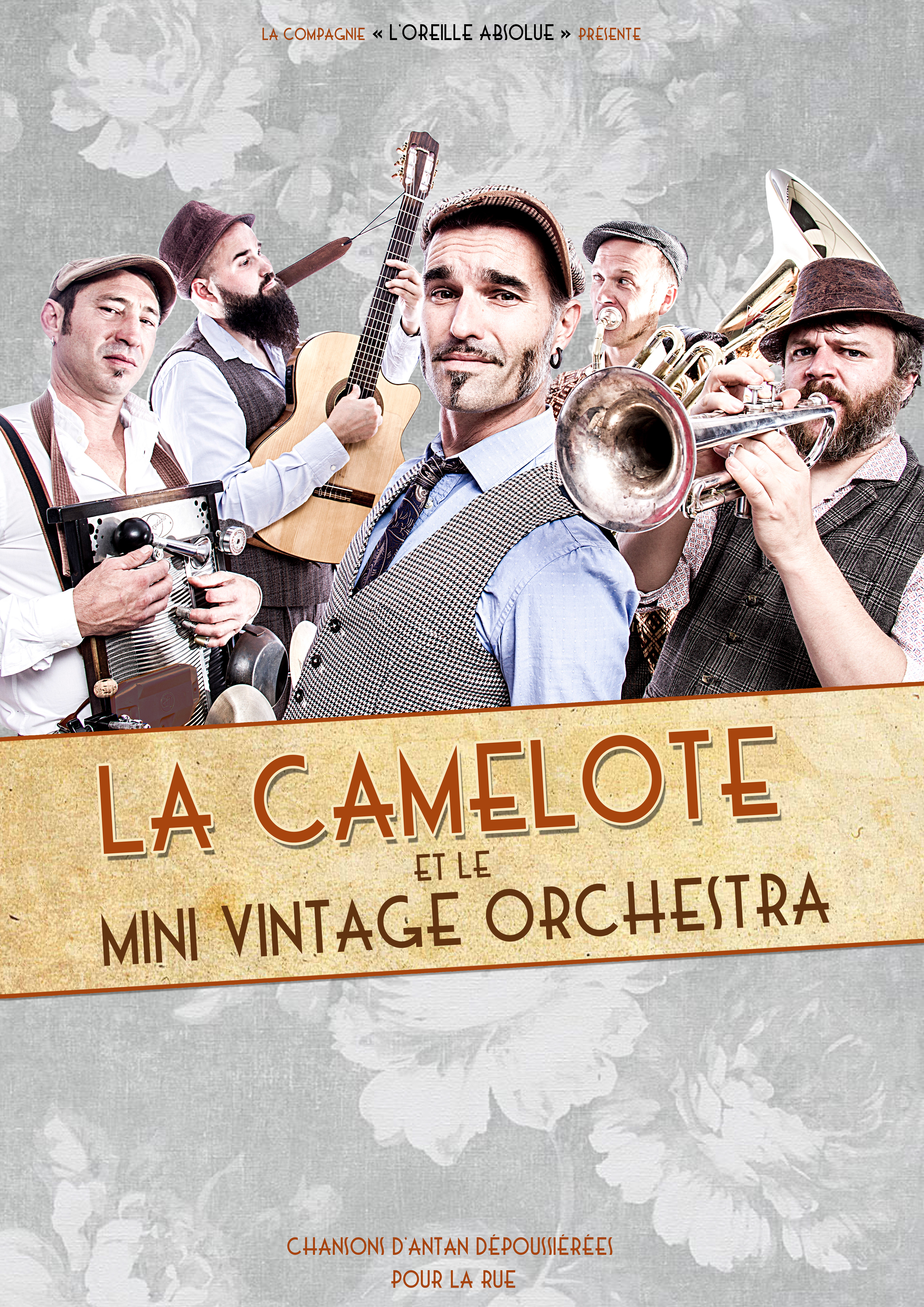 CAMELOTE et ini Vintage Orchestra 2