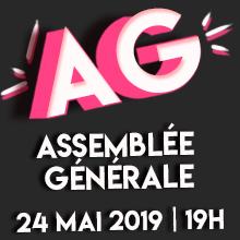 Assemblée générale | 24 mai 2019