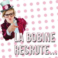 La Bobine recrute…un/une secrétaire