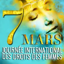 Soirée internationale des droits des femmes | Samedi 7 mars 2020