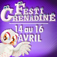 Festi'Grenadine | 14 au 16 avril 2020