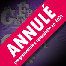 /!\ ANNULÉ /!\ Festi'Grenadine | 14 au 16 avril 2020