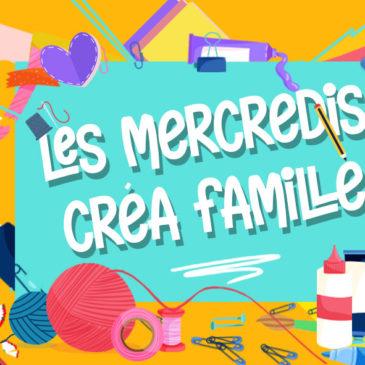 Les Mercredis Créa Famille