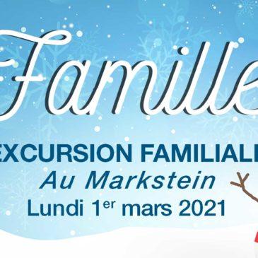 Excursion familiale