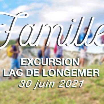 Excursion familiale ETE 2021