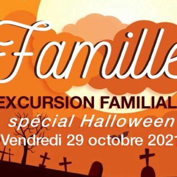 Excursion familiale | OCTOBRE 2021